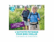 conférence l'activité physique pour bien vieillir