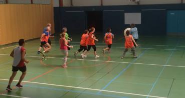 photo 1 lAngers Sports Lac de Maine Handball