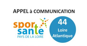 Appel à communication 44