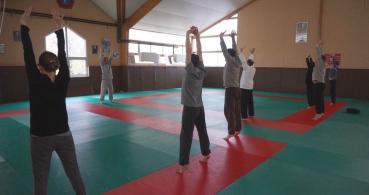 photo aikidojo sport sante pays de la loire