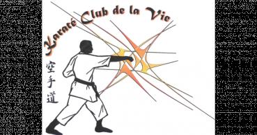 logo Karaté club de la vie