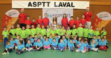 photo 3 ASPTT Laval Section kidisport