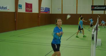 photo1 Union Sportive Changé Badminton