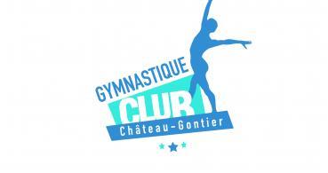 logo1 Gymnastique club Château-Gontier