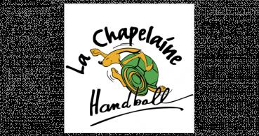 logo LA Chapelaine Handball