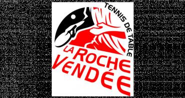logo Tennis de table de la roche sur yon
