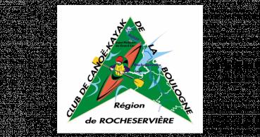 logo Club Canoë Kayak de la Boulogne-Rocheservière