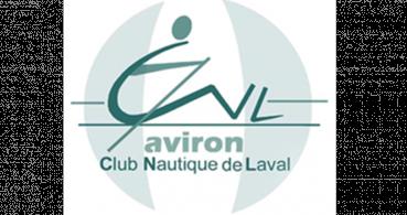 logo  Club Nautique Laval Aviron