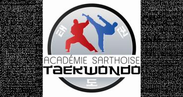 logo Academie sarthoise de taekwondo