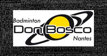 logo Don Bosco Badminton Nantes