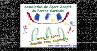 logo Association sport culture et handicap du perche sarthois