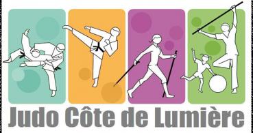 logo Judo Côte de Lumière
