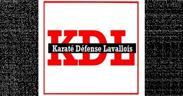 logo Karaté Défense Lavallois