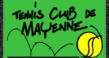 logo Tennis Club Mayenne
