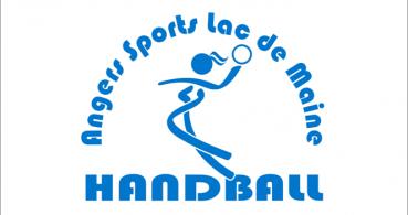 logo Angers Sports Lac de Maine Handball