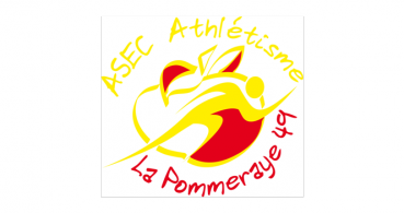 logo ASEC La Pommeraye Athlétisme