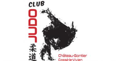 logo Judo Club du pays de Château Gontier