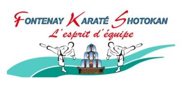 logo Fontenay Karaté Shotokan