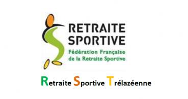 logo Retraite Sportive Trélazéenne