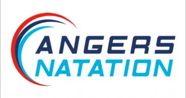 logo Angers Natation Course