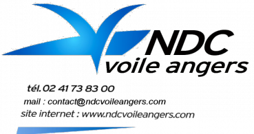 logo N.D.C Angers Voile