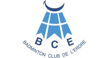 logo Badminton Club de l'Erdre