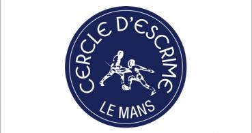 logo Cercle d'escrime du Mans