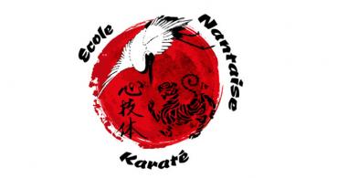 logo Ecole Nantaise de Karaté
