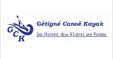 logo Gétigné Canoe kayak