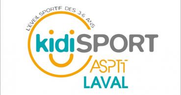 logo ASPTT Laval Section kidisport