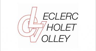 logo Leclerc Cholet Volley