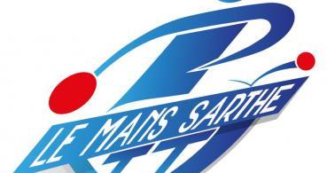 logo Le Mans Sarthe Tennis de Table