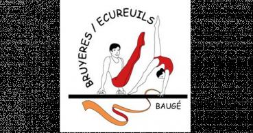 logo Bruyères et Ecureuils Baugeois