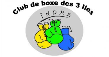 logo Club de boxe des 3 iles