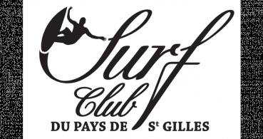 logo Surf Club du Pays de Saint Gilles