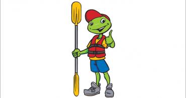 mascotte Canoe Kayak Clisson