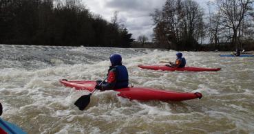 photo 2 canoé kayak fontenay le comte
