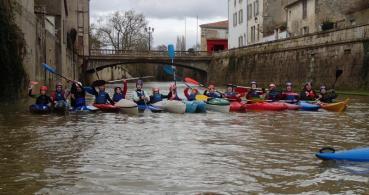 photo 3 canoé kayak fontenay le comte