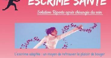 """petit-déjeuner """"Escrime Santé"""" le 28 mai prochain à Nantes"""