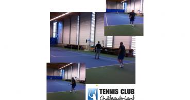 photo 2. Tennis club Châteaubriant