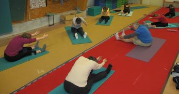 photo 3 Les cigales Gymnastiques de Rochefort sur Loire Section Gym détente