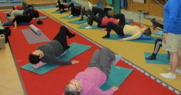 photo 6 Les cigales Gymnastiques de Rochefort sur Loire Section Gym détente