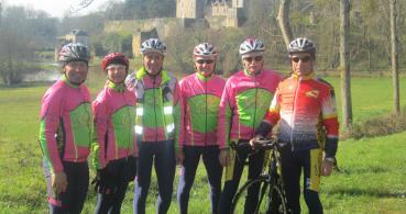 photo1_Cyclo Club Pays de Château-Gontier