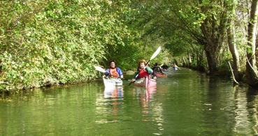 photo 4 canoé kayak fontenay le comte