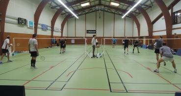 photo3 Union Sportive Changé Badminton
