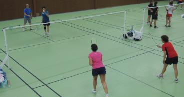 photo4 Union Sportive Changé Badminton